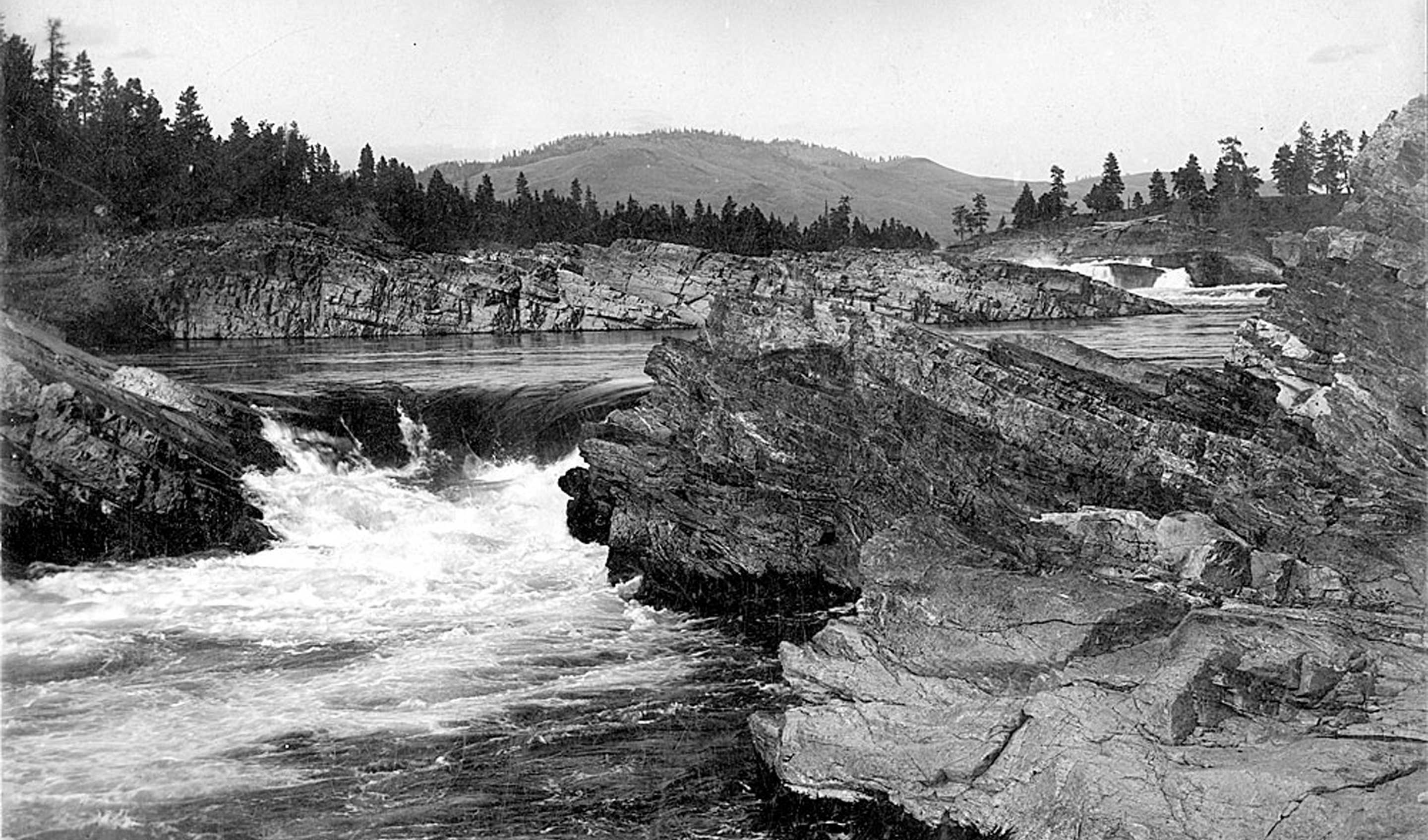 Kettle Falls, Bigger than Celilo, Silenced Over 75 Years Ago